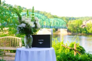 Wedding Set-up Bridge