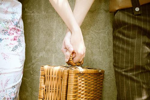 Picnic Baskets at The Bridgeton House
