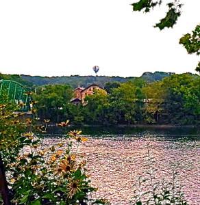 New Hope, PA Hot Air Balloon Ride