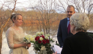 Winter River Ceremony