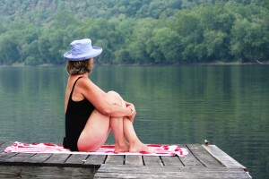 Swim in the Delaware River