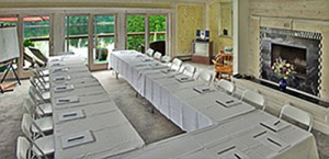 Corporate Meeting Space with River Views