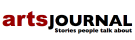 arts journal logo