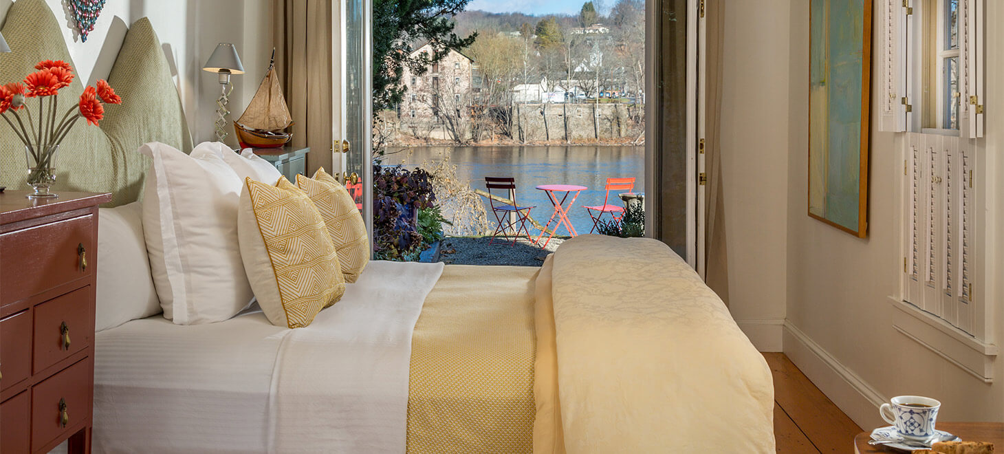 Boutique Hotel in New Hope, Pennsylvania