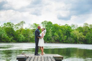 Delaware River Wedding