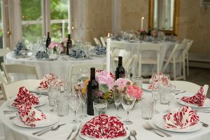Weddings & Events at Bridgeton House