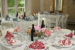 Weddings & Events at Bridgeton House