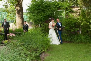 PA Outdoor Wedding Ceremony