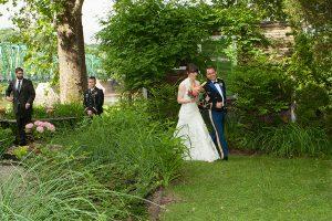 PA Outdoor Wedding Ceremony