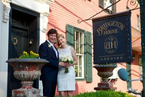 Wedding at Bridgeton House