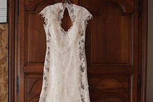 Wedding Dress in Luxury New Hope Hotel