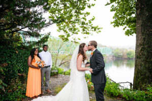 River Side Elopement