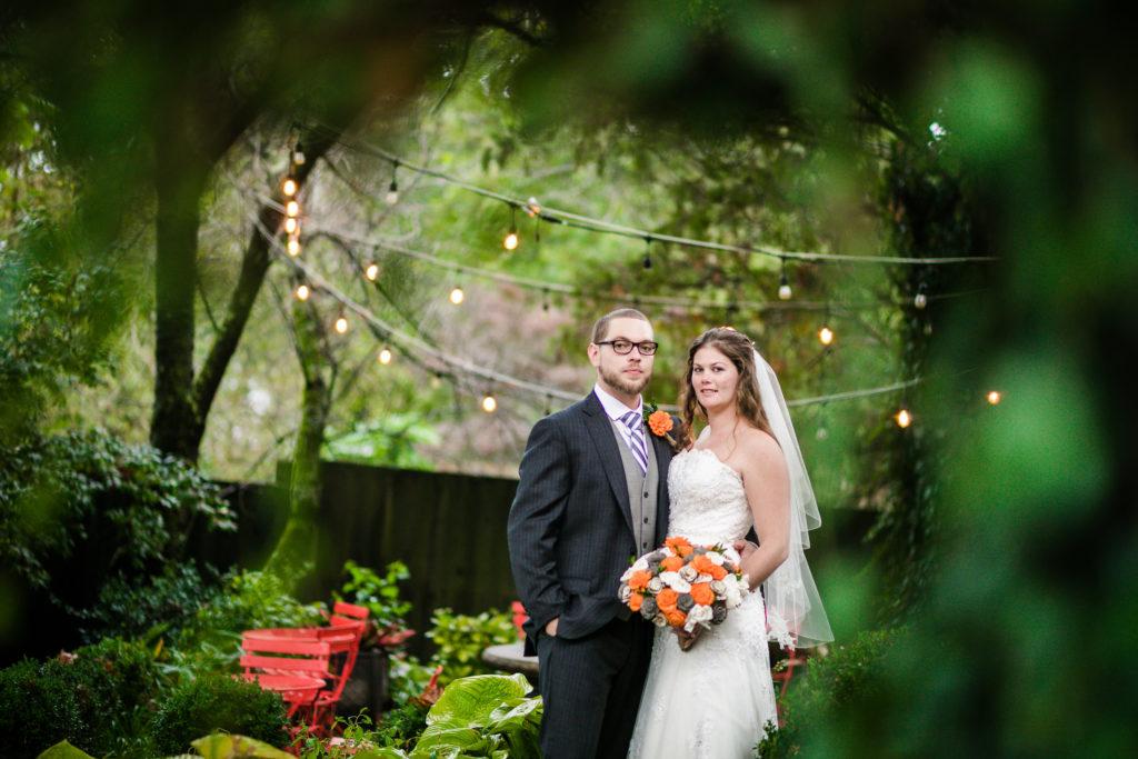 Garden Micro Wedding